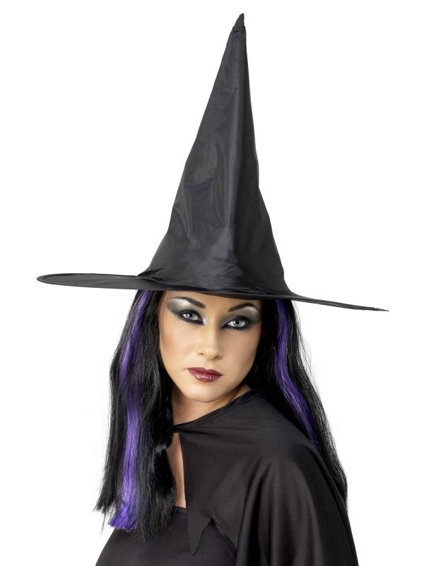 Zwarte Heksenhoed
