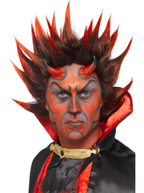 Devil Punky Pruik