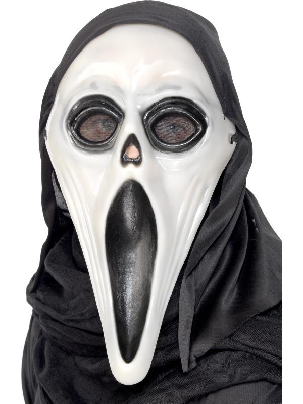 Glow in the Dark Screamer Masker