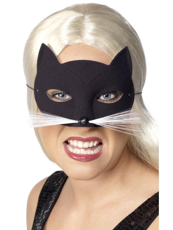 Cat Oogmasker