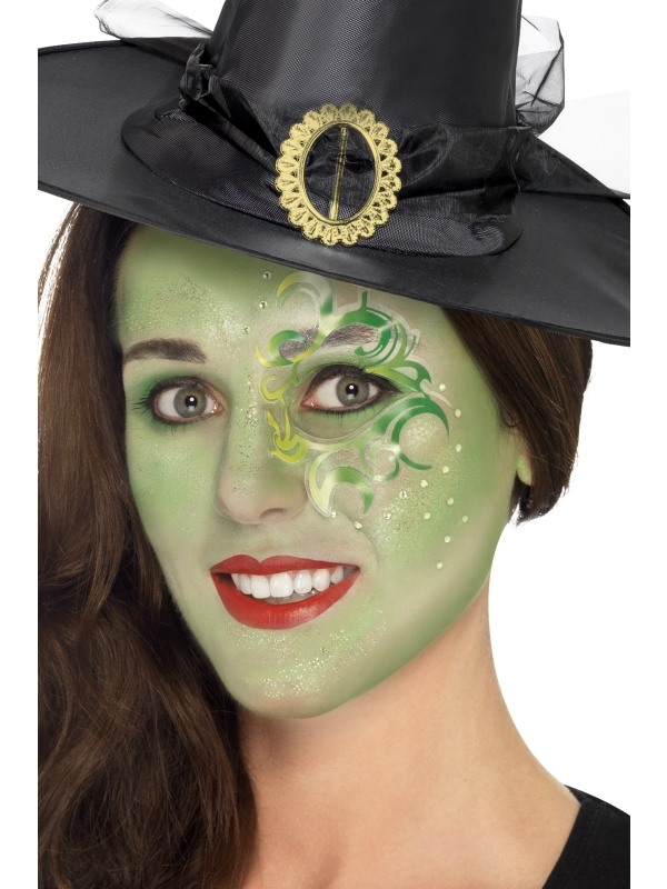 Halloween Pretty Witch Make Up Kit