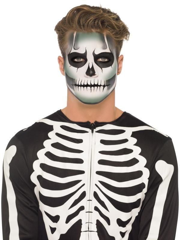 Glow in the Dark Skelet Make Up Kit