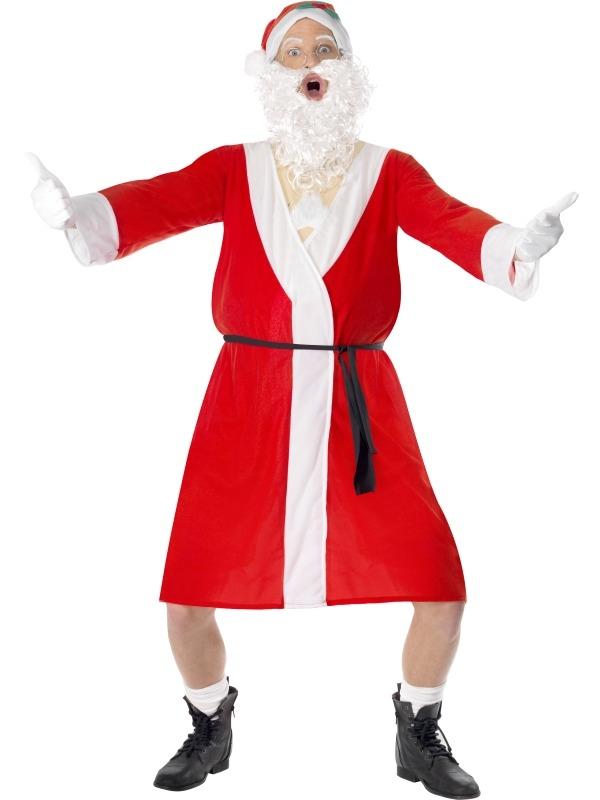 Sleazy Santa Kostuum