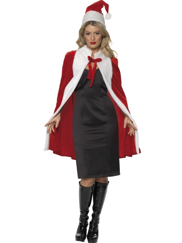 Luxe Miss Santa Cape
