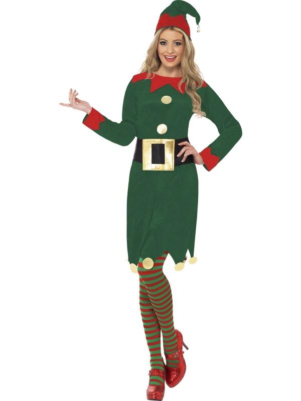 Elf Dames Kostuum