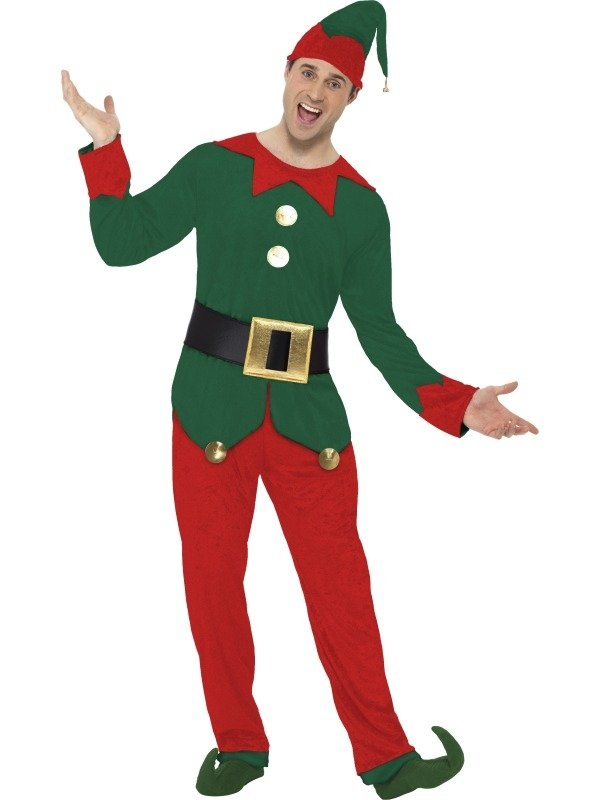 Elf Heren Kostuum