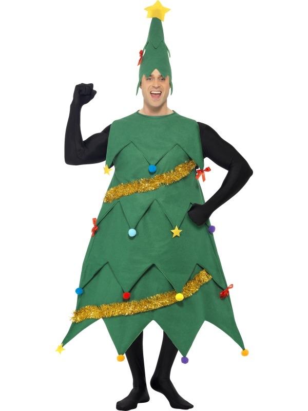 Kerstboom Heren Kostuum