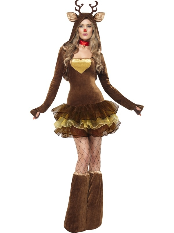 Fever Reindeer Kostuum