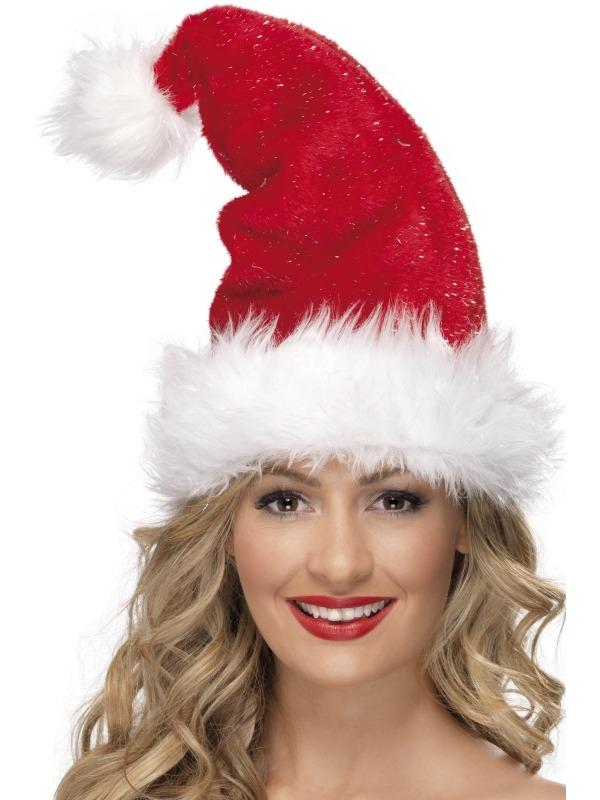 Kerstmuts met Glitter