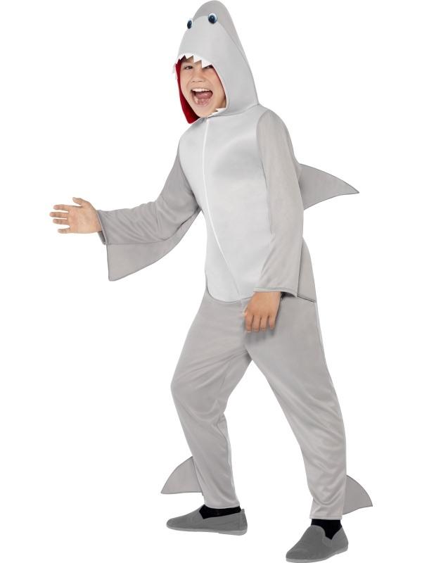 Haai Shark Jongens Verkleedkleding