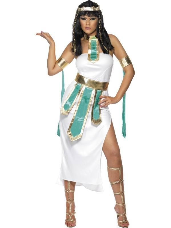 Egyptische Parel van de Nijl Dames Kostuum