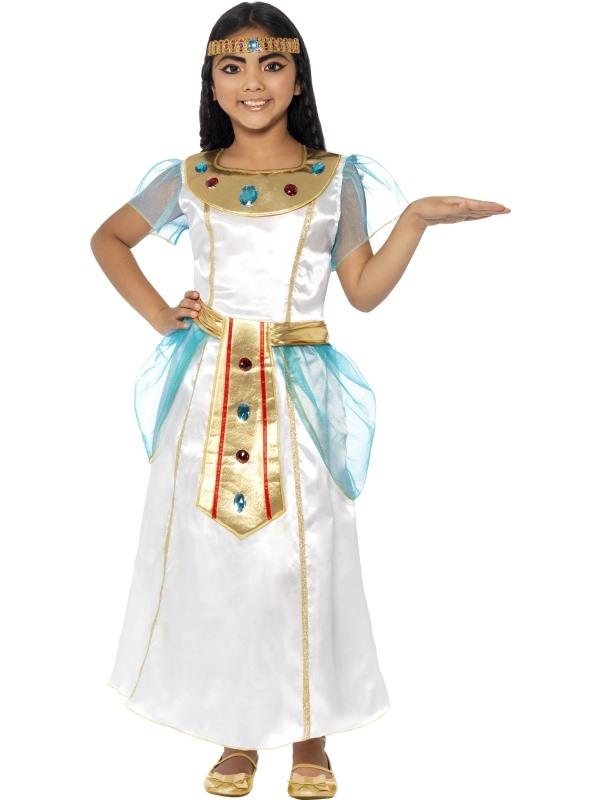 Deluxe Cleopatra Kinder Kostuum
