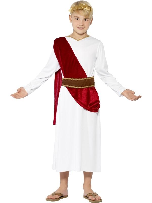 Roman Boy Kinder Kostuum