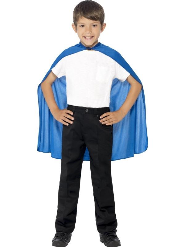 Blauwe Kinder Cape