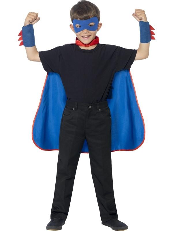 Superheld Kinder Verkleedset