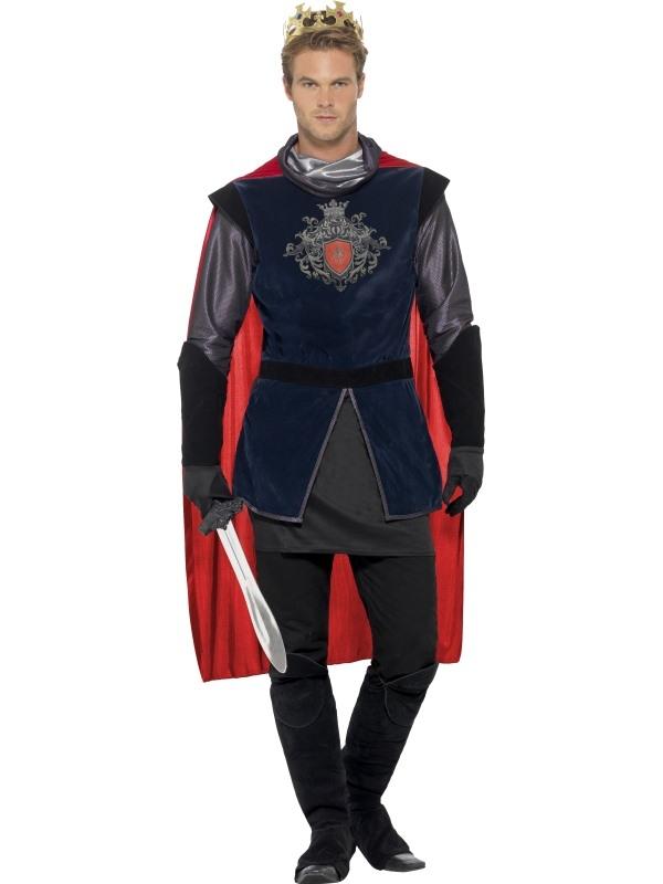 King Arthur Deluxe Kostuum