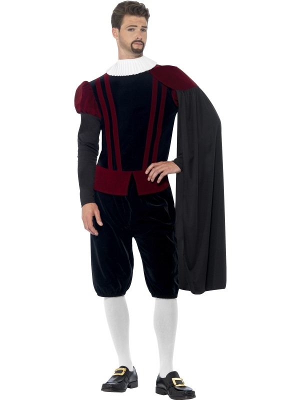 Tudor Deluxe Kostuum