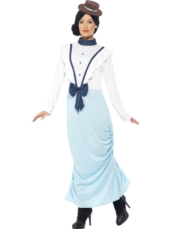 Victoriaans Dames Kostuum