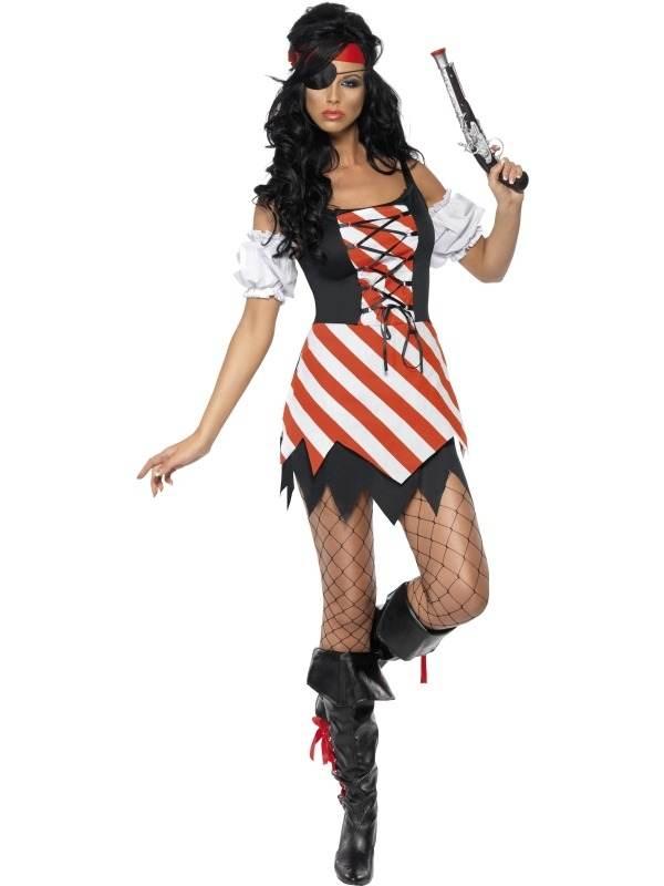 Fever Piraten Dames Verkleedkleding
