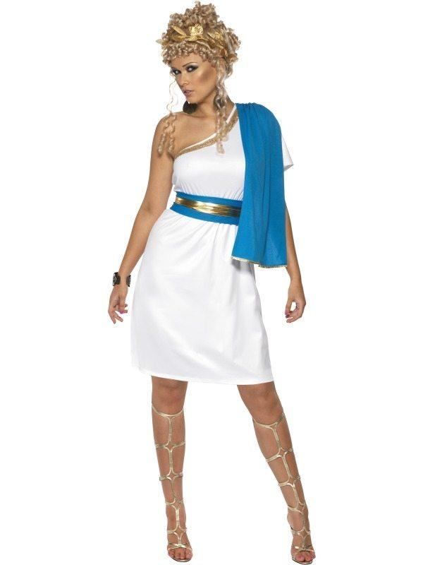Roman Beauty Romeinse Dame Verkleedkleding