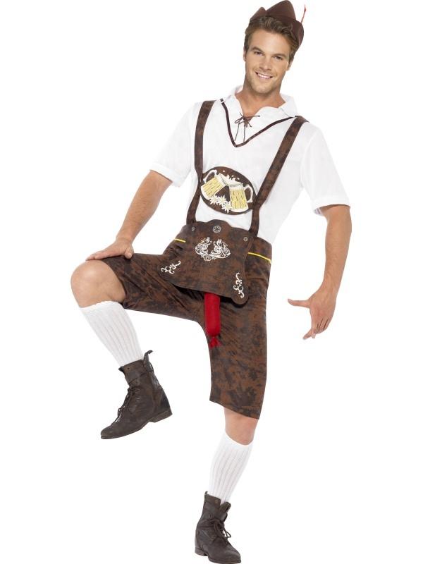 Brad Wurst Kostuum