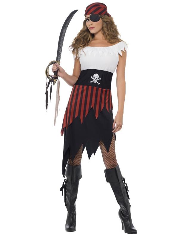 Pirate Wench Kostuum