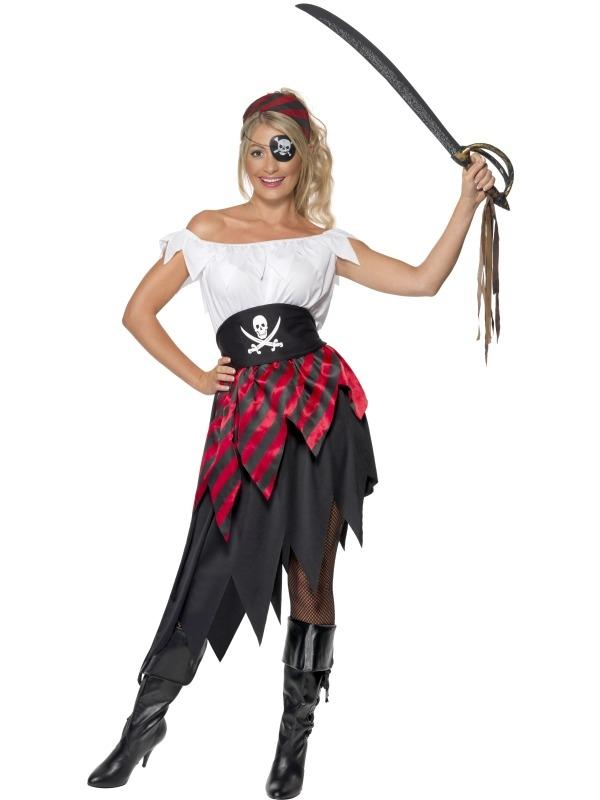 Pirate Wench Kostuum