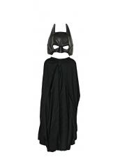 Batman masker en cape kids