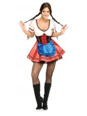 Sexy Duits bierfeest jurkje