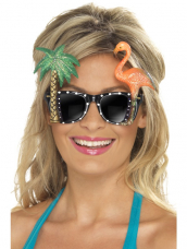 Hawaii Vrolijke Zonnebril