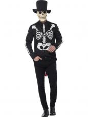 Day of the Dead Senor Skeleton Kostuum