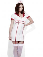 Fever Miss Behave Zuster Wetlook Kostuum
