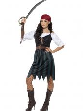 Pirate Deckhand Costume