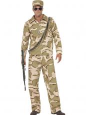 Commando Heren Kostuum