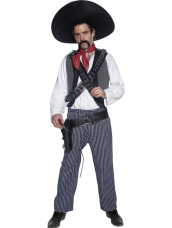 Authentic Western Mexicaanse Bandiet