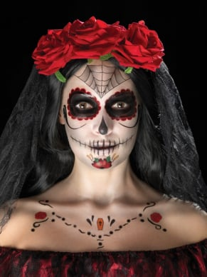 Day of the Dead  Tatoeages en Schmink