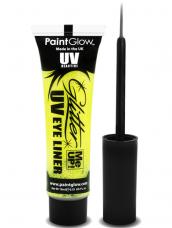 Gele UV Glitter Me Up Eyeliner