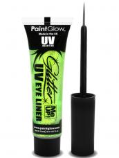 Groene UV Glitter Me Up Eyeliner