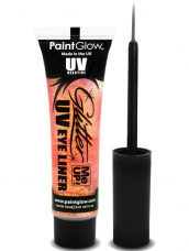 Oranje Perzik UV Glitter Me Up Eyeliner