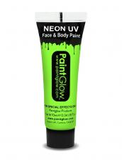 Groene UV Face & Body Paint make-up