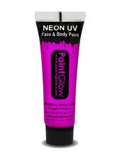 Roze UV Face & Body Paint
