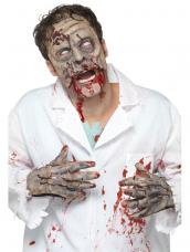 Zombie Set Met Masker en Handschoen