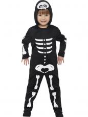 Skeletten Peuter Onesie Halloween