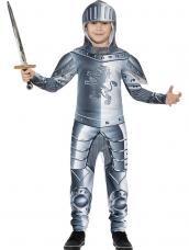 Gepanserd Ridder Kostuum