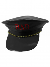 Bad Girl Cap Zwart