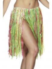 Hawaii Hula Skirt Multi Gekleurd