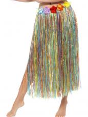 Hawaiian Hula Skirt Flowers Multi gekleurd