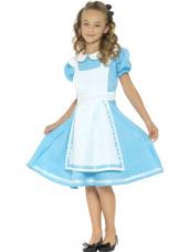 Wonderland Princess Kostuum