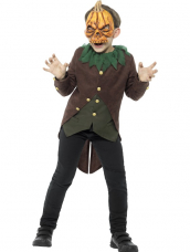 Goosebumps Jack-O'-Lantern Kostuum voor Kids
