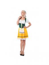 Yellow Beer Girl